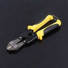 Сплав сталь болты резак мини портативный ножницы кусачки плоскогубцы обжимной 8 дюймов ручной инструмент