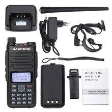 Baofeng DM-860 Digital Walkie Talkie DMR Tier1 Tier2 Tier II Dual time slot Digital  Radio Compatible With Motorola DM-1801