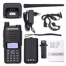 Baofeng DM-860 Digital Walkie Talkie DMR Tier1 Tier2 Tier II Dual time slot Digital Radio Compatible With Motorola DM-1801(China)