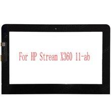 11.6 بوصة محول الأرقام بشاشة تعمل بلمس استبدال ل جناح HP X360 11-AB سلسلة FP-ST116SM006WKM-01X
