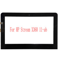 11.6 inch Touch Screen Digitizer replacement For HP Pavilion X360 11 AB Series FP ST116SM006WKM 01X