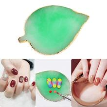 Get more info on the Nail Art Display Showing Shelf Board Natural Resin Agate Nail Salon Tools Color Mixer Mixing Palette Holder Drawing Plate