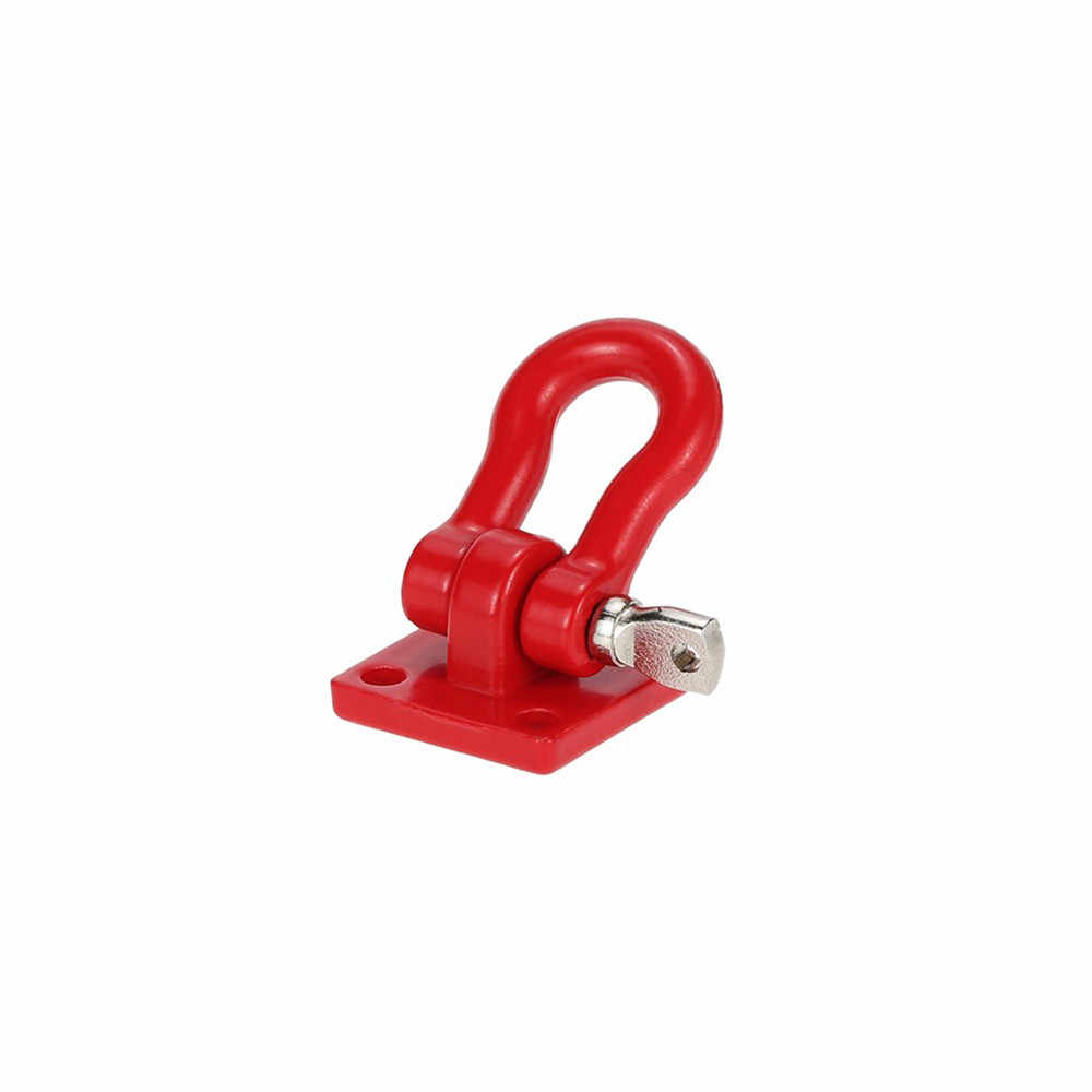 For 1//10 D90 Axial SCX10 RC climbing car Bumper Hook Rescue Trailer Hook Buckle
