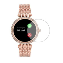 Tempered Glass Protective Film For Michael Kors Access Gen 5E MKGO/Darci Smartwatch LCD Screen Protector Cover Watch Protection