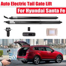 Car Electronics smart automatic electric tail gate lift For Hyundai Santa Fe / IX45 2017-2019 Tailgate Remote Control Trunk Lift car electric tail gate lift special for lexus es 2018 easily for you to control trunk