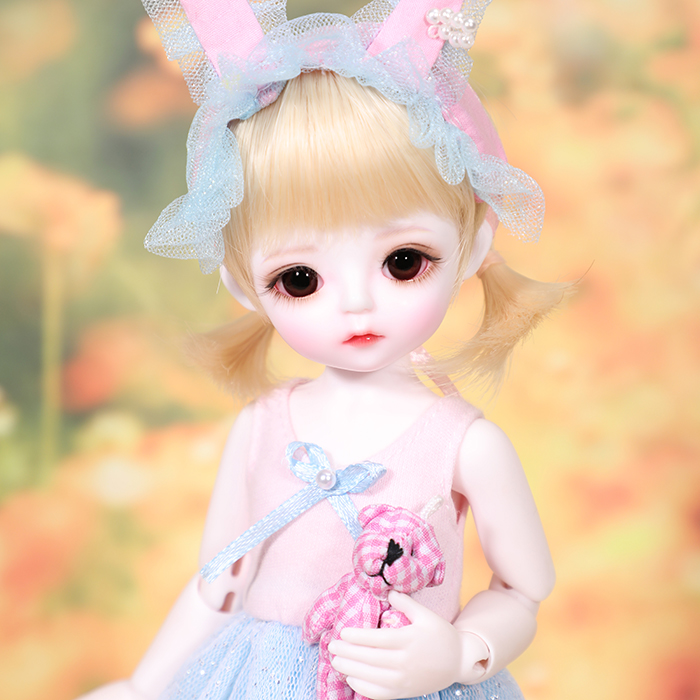 BJD doll 1 / 6 - Cream men and women optional joint doll free toys