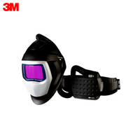 Welding Helmets 3M 567715 Tools Soldering Supplies Protective Equipment Helmet means of self defense personal Welding shield Speedglas 9100 Air with AZF 9100X and adflo unit