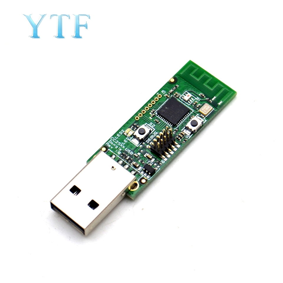 CC2531 Sniffer Bare Board Packet Protocol Analyzer Module USB Interface Dongle Capture Packet Module 2531