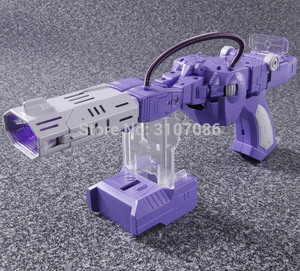 Image 5 - G1 Shockwave MasterPiece With Light Transformation MP 29 KO Collection Action Figure Robot Toys