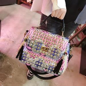 Luxury Fashion Diamond Bag Wom