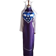 2020 Undertale Toriel Cosplay Costume Custom Made Any Size(China)