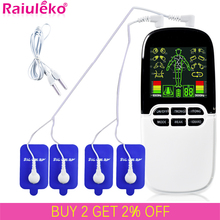 Electric-Massager Muscle Stimulator TENS/EMS Body-Physiotherapy-Machine Pulse-Acupuncture