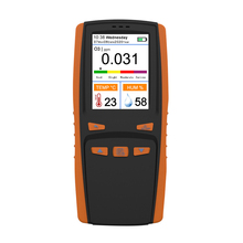 Ozone-Analyzer Intelligent-Sensor Pollution-Monitor Air-Quality Air-Detector Multifunctional