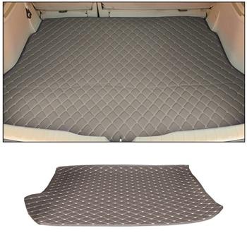 Car Trunk Mat Accessories Cargo Liner For Suzuki Swift 2018 Custom 2013-