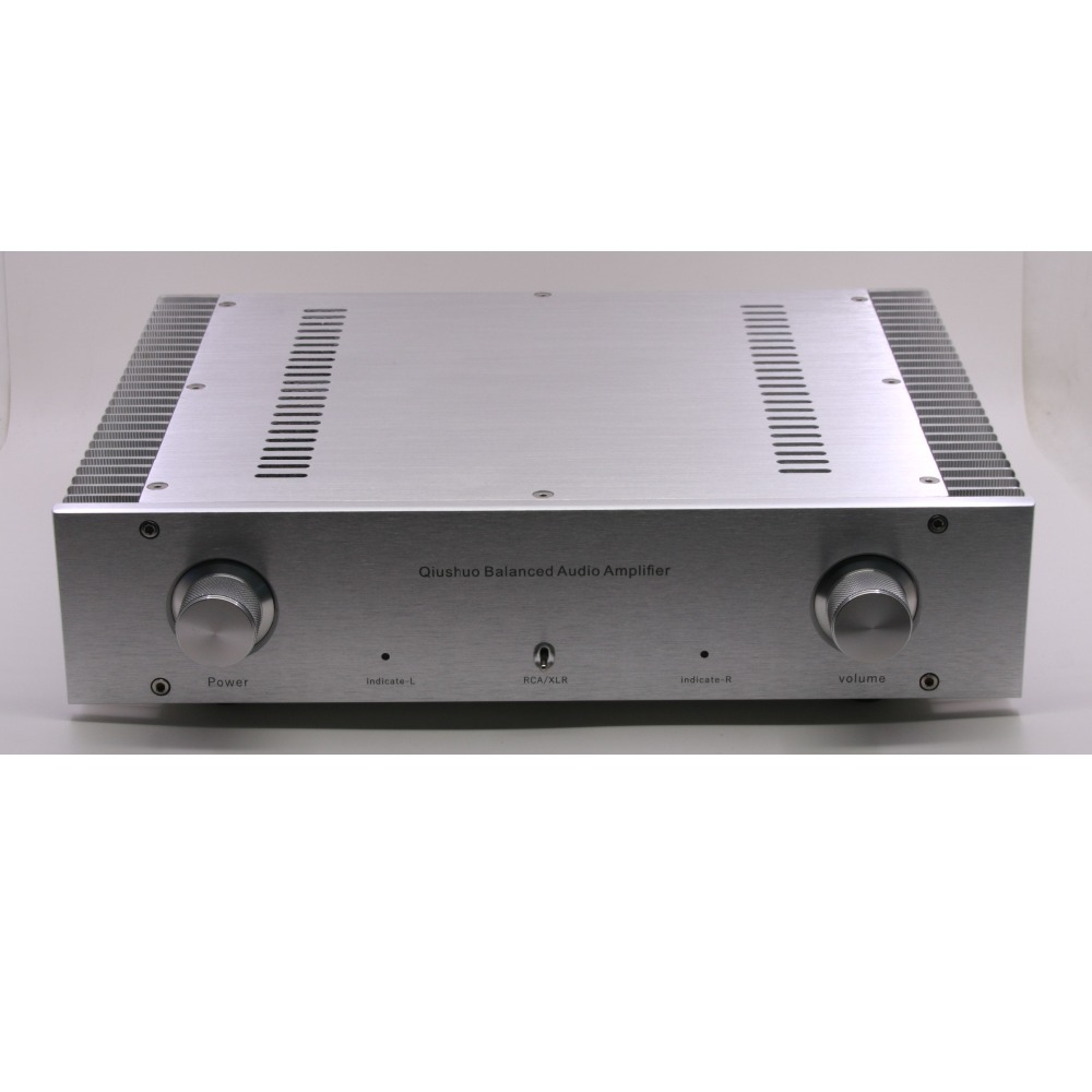2019 hot sale high power LM3886 Fully Balanced <font><b>Amplifier</b></font> Stereo HiFi <font><b>120W</b></font>+<font><b>120W</b></font> <font><b>Amplifier</b></font> Audio with ring transformers image