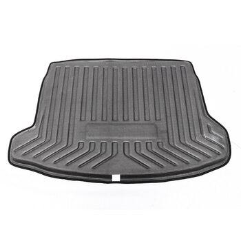 Arka kargo Boot Liner Trunk zemin Mat tepsi halı paspas çamur Kick araba aksesuarları Nissan Qashqai Dualis J11 2008- 2019