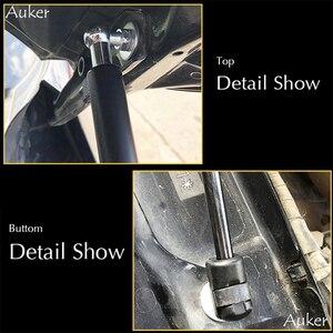 Image 3 - Für 2012 2020 Skoda Octavia A7 MK3 Auto Styling Refit Motorhaube Haube Gas Schock Strut Bars Unterstützung stange Zubehör