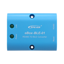 BT модуль eBox-BLE-01 RS485 адаптер BT серийный модуль для контроллера солнечной зарядки и инвертора с RS485 портом по мобильному телефону