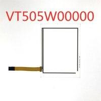 Painel de vidro da tela toque para esa vt505w00000 digitador toque para esa vt505w touchpad