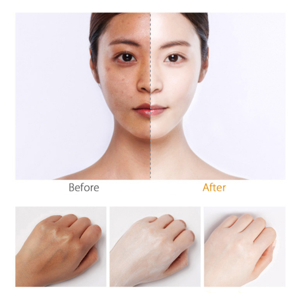 Spray BB Cream Concealer Brighten Whitening Moisturizing Cover Defects Even Skin Color Base Face Foundation Makeup Beauty TSLM1