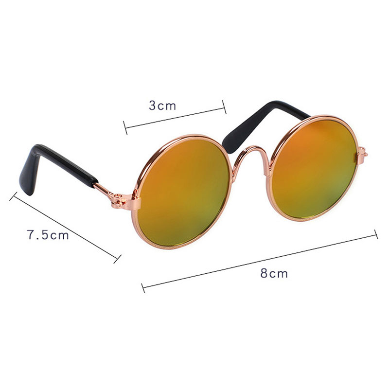 1pc Lovely Cool Pet Sunglasses
