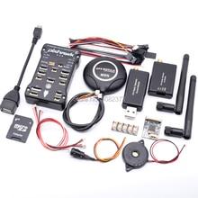 Контроллер полета Pixhawk PX4 PIX 2.4.8 32 бит игровые Джойстики+ M8N gps W/компас со встроенным+ 3DR 100/500 МВт радиотелеметрия 433 МГц/915 МГц