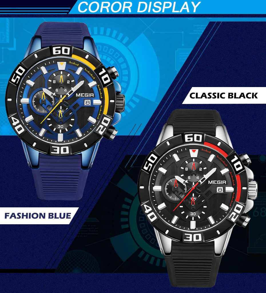 Hf64795b0b7754b6b94bddd7b0ca7641eD Sport Watch Silicone Quartz Military Watches