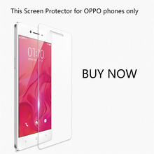 Lantro JS Phone Sceen Protector for OPPO R9 plus R7 R7s Thickness 0.26mm From Film Full Screen Tempered Glass