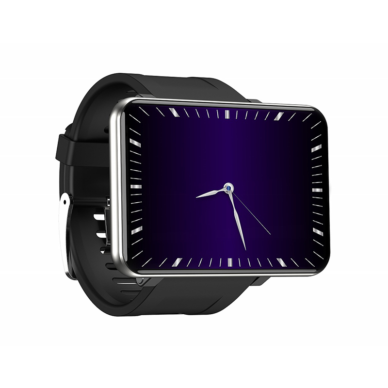 Kuddly DM100 Relogio Smart Watch 2000mAh Durable Battery Mens Smart Watch GPS Video Call Smartwatch 2020 Android Horloge