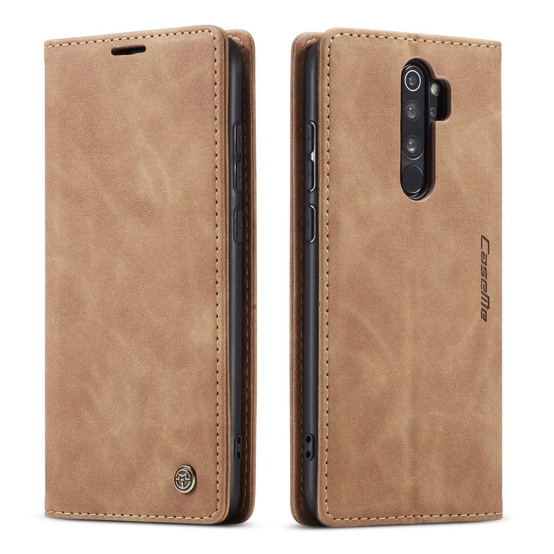 CaseMe Leather Case For Xiaomi 9 9T CC9Pro F2 Pro Cover For Redmi Note 10Pro Max K20 Pro K30Pro Note 8Pro Note 9s 9 Pro Max Case