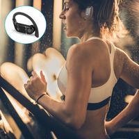 Wireless HBQ PRO TWS Bluetooth Earphones Sport Waterproof Earhooks with Charge Box Curve Design Conforming to Ergonomics|Bluetooth Earphones & Headphones|   -