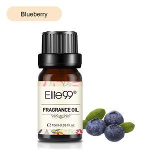 Elite99 масло с ароматом черники 10 мл прядистая ягода рис грейпфрут ванильный цветок эфирные масла для ароматерапии диффузоры
