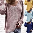 Women Sweater Autumn...