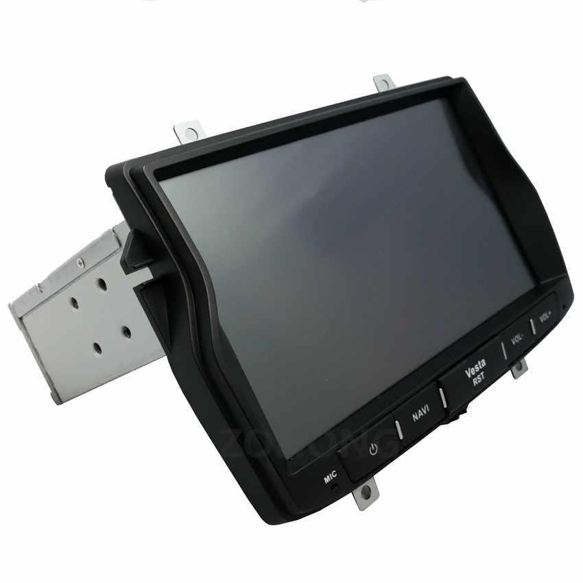 アンドロイド 6.0 PX5 車 DVD プレーヤー Dacia サンデロダスタールノー Captur Lada Xray 2 Logan 2 と 3 グラム 4 グラム Wifi Gps ナビゲーションラジオ