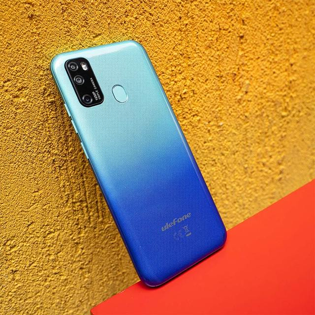 Ulefone Note 9P 6.52''HD+ Android 10 4GB 64GB 16MP Smartphone MT6762V Waterdrop Screen Octa Core 5V/2A 4G 4500mAh Mobile Phone 5