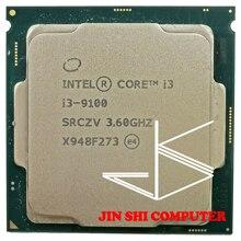 Intel Core i3 9100 3.6GHz Quad-Core Quad-Thread CPU 65W 6M ProcessorLGA 1151
