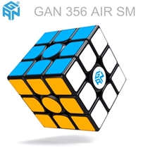 Puzzle Cube Gan 356 Magnetic Professional Educational-Toys 3x3x3 for Children Air-Sm