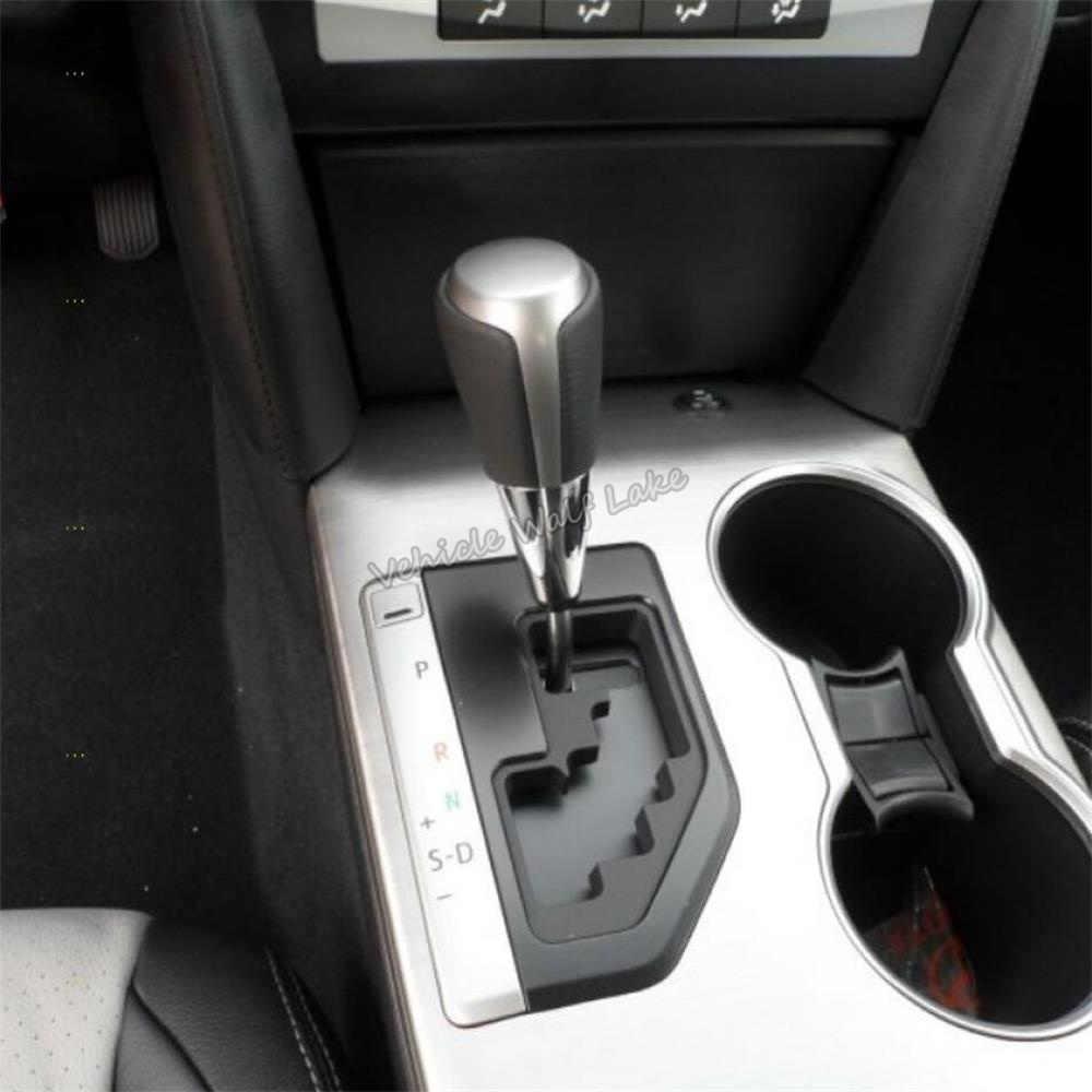Pommeau de levier de vitesse automatique pour voiture Toyota Camry Prado Verso Corolla couronne Tundra Highlander RAV4 Land Cruiser
