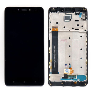 Image 3 - MTK Helio X20 Display For Xiaomi Redmi Note 4 LCD Display Note4 Touch Screen For Redmi Note 4 LCD With Frame Mobile Phone LCDs