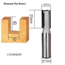 Алмазный Фрезерный резак по дереву 8 мм 10 12 инструмент для