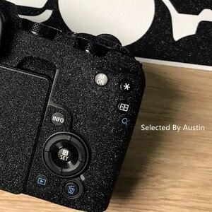 Image 1 - لصقة جلد صناعي لكانون EOS R EOS RP كاميرا الجلد ملصق مائي حامي المضادة للخدش معطف التفاف غطاء