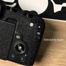 Skórka kalkomania do aparatu Canon EOS R EOS RP skóra naklejka Protector pokrowiec na zarysowania pokrowiec owijający