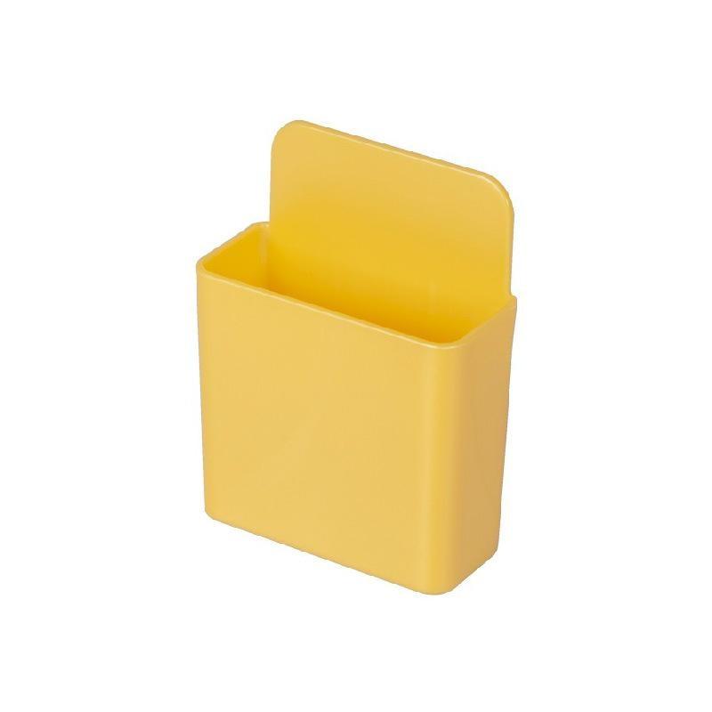 Коробка для хранения пульт дистанционного управления кондиционер чехол для хранения мобильный телефонный разъем Держатель подставка контейнер 1 шт. настенный смонтированный Органайзер - Цвет: 07 Small