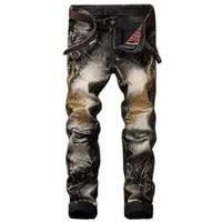 Pantalon de Moto pour homme pantalon de Motocross motard Moto Jeans course équitation de tourisme pantalon de Moto parabones
