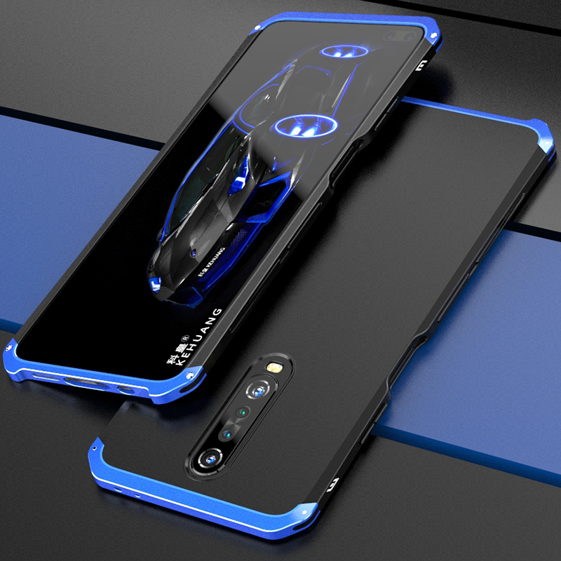Роскошный ударопрочный чехол для Xiaomi Redmi K30 5g Чехлы K30 Pro Жесткий Алюминиевый металлический и гибридный ПК чехол для Xiaomi Redmi K30 Pro|Специальные чехлы| | АлиЭкспресс