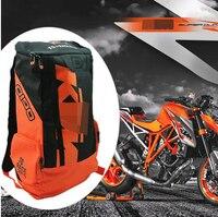 Motorcycle riding backpack leisure travel bag mountain bike outdoor sports backpack knight bag motocross bag sacoche moto KTM