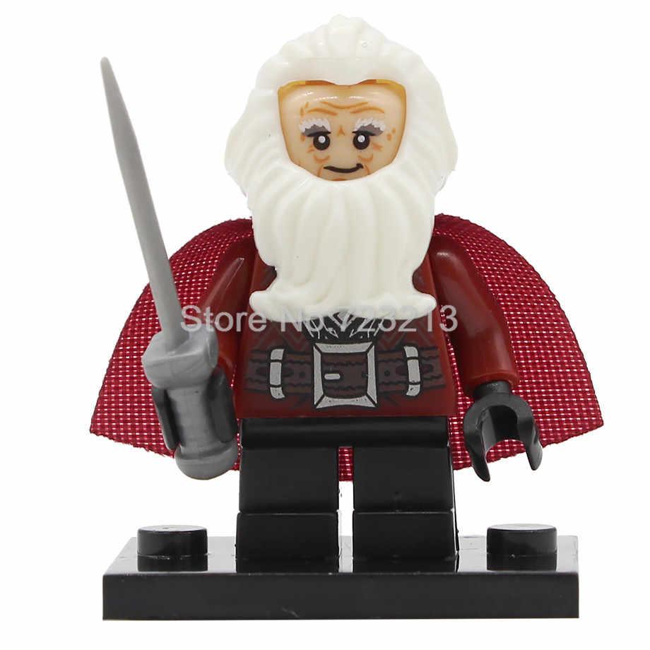 Bán Bộ Phim Nhẫn Chúa Dwalin Hình Bifur Bain Balin Thorin Gandalf Baggins Khối Xây Dựng Các Mô Hình Viên Gạch Bộ Dụng Cụ Đồ Chơi Legoing