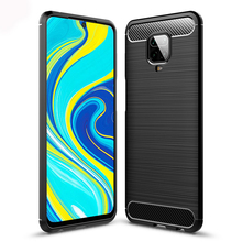 For Cover Xiaomi Redmi Note 9S Case TPU Hard Soft Case For Redmi Note 9S Cover Redmi Note 9S 9 S 8 T Pro Mi Note 10 Lite Fundas cheap Wolfrule Fitted Case soft black tpu phone case Redmi Note 8 Redmi Note 8 Pro 6 67 Matte Plain Geometric Heavy Duty Protection