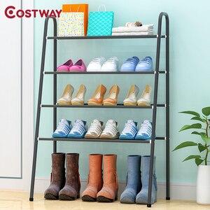 Image 1 - Ayakkabı rafı depolama dolabı standı ayakkabı organizatörü raf ayakkabı ev mobilya meuble chaussure zapatero mueble schoenenrek meble