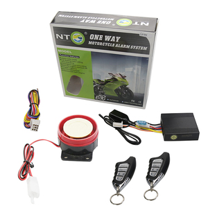 Image 5 - new safety waterproof motorcycle alarm disc alarm bike lock Disc Lock Security Anti Thief Motorbike Motorcycle LM898FS